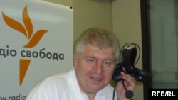 Анатолій Мураховський у студії Радіо Свобода