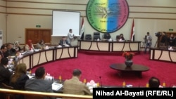 جلسة مجلس محافظة كركوك