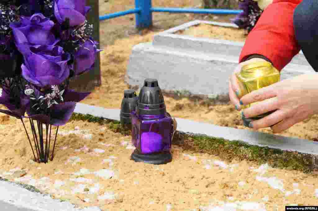 Belarus – The Dziady, memorial day in Ivyantsy near Minsk, November 1, 2019