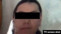 Гюлчехра Бобокулова, обвиняемая в убийстве 4-летней девочки