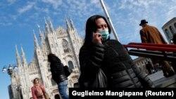 İtaliya, Milan, 4 mart, 2020-ci il