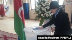 Azerbaijan -- parliamentary elections - 01Nov2015