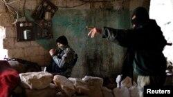 Ապստամբ զինյալները Սիրիայում, արխիվ