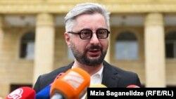 Ника Гварамия сегодня отвечал на вопросы следствия в тбилисском суде