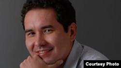 Гасан Ахмедов, активист ЛГБТИК-сообщества.