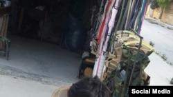 Мансур Шишаний ва унинг ўғли Асҳаб