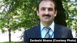 اسلاماباد کې د افغانستان د سفارت مرستیال زردشت شمس