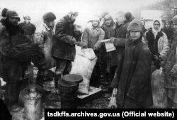 Комнеземщики. 1930-і роки. Україна