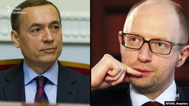 Звіт підтверджує, що боти масово писали коментарі на захист Арсенія Яценюка та Миколи Мартиненка