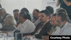 معارضون سوريون شاركوا في مؤتمر الريحانية