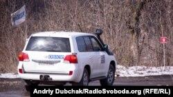 Місія ОБСЄ в Україні почала свою роботу 21 березня 2014 року