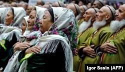 Заседание Совета старейшин, Ашхабад, 9 октября, 2017