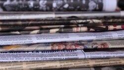 Pandemia de coronavirus, presa și guvernele: 52 de violări ale libertății presei