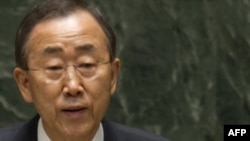 "UN Secretary-General Ban Ki-moon has urged conference participants to ""to be pragmatic, to abandon rhetoric, and to look beyond narrow national interest,"" Ban said. ""There is too much at stake for the conference to end in failure, as it did last time."""