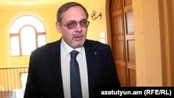 Посол России в Армении Иван Волынкин (архив)