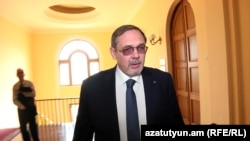 Armenia - Russian Ambassador Ivan Volinkin, 27Sep2016