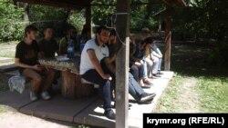 Мусульманская община АМУ на Ораза-байрам