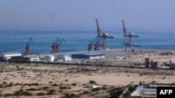 Beijing says it wants to use Gwadar as the hub of an energy corridor to its western province of Xinjiang.