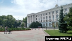 Будівля Ради міністрів Криму