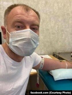 Заливатский в больнице