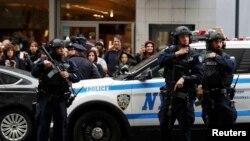 Policija u Njujorku, arhiv