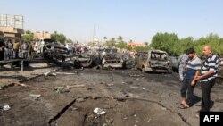 Pas shpërthimit të bombës në Irak