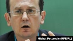 Mujkić: Potpuni kolaps političkog subjektiviteta