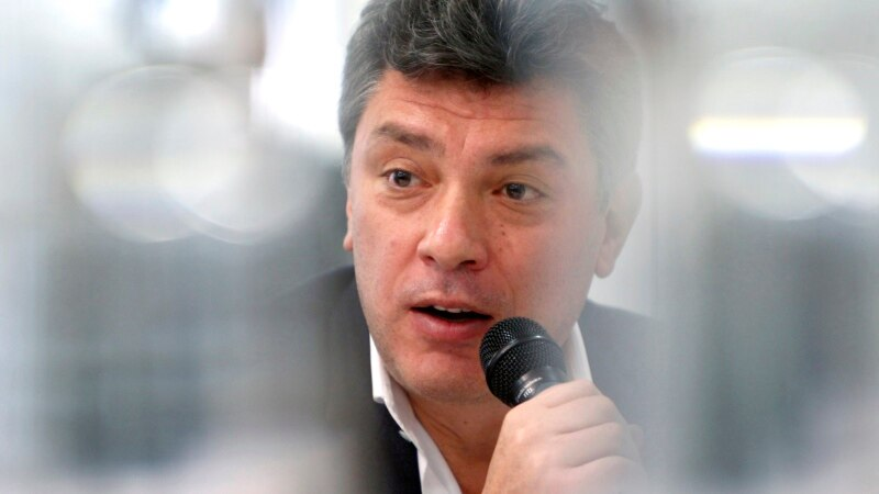 OSCE Calls For 'New And Full' Investigation Into Nemtsov Murder