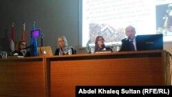 مؤتمر عن السلام وارتباطه بالعملية التربوية في جامعة دهوك