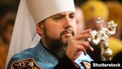 Епіфаній: українська церква вірить, що її «голос буде почутий і ці хлопці повернуться із політичного ув'язнення»