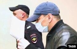 Михаил Кавтаскин в суде