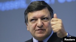 Голова Єврокомісії Жозе Мануель Баррозу