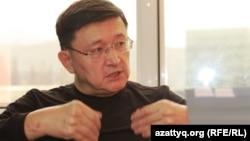Айдар Алибаев.
