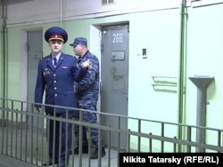 Kozlov says he's been harassed himself by other prison officials at Butyrka.