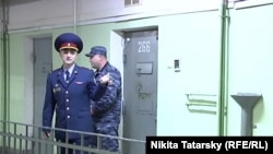 Butyrskaya prison in Moscow, where Sergei Magnitsky was being held in pretrial detention until his death in 2009.