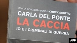 """Prvo izdanje knjge Carle del Ponte objavljeno je u Italiji, pod nazivom """"Lov: Ja i ratni zločinci"""""""