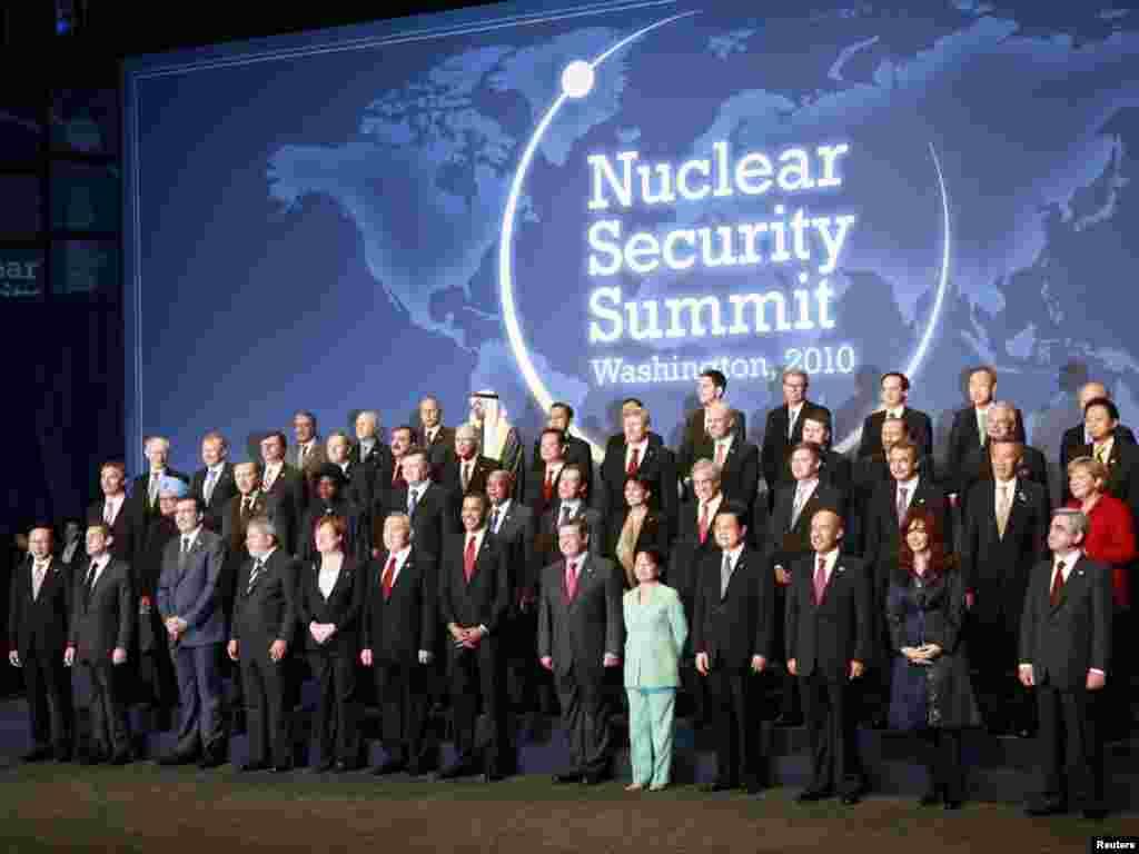 Svi učesnici Samita