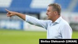 Хацкевич очолив «Динамо» у 2017 році