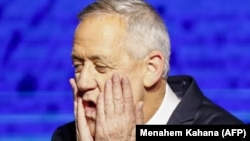 بینی گانتز، رقیب عمده صدراعظم اسرائیل بنیامین نتانیاهو