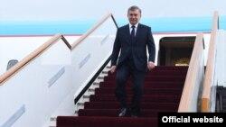 Ўзбекистон президенти Ш.Мирзиёев Вашингтонга 15 май куни етиб бориши кутилмоқда.