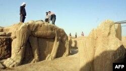 Нимруддагы эстеликтер.