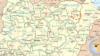 Нигерия картасындағы қызыл шеңбер ішінде Даматуру қаласы орналасқан тұс көрсетілген.
