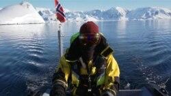 """""""Штетни"""" туристи на Антарктикот"""