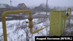 Газопровод в Плеханово