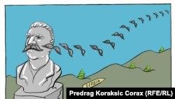 Autoritarne vladavine kroz karikature