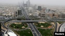 Qyteti i Riadit, Arabi Saudite. Maj, 2020.