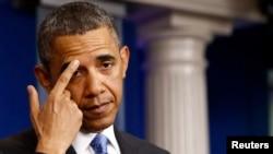 Президент Барак Обама, 30 апреля 2013