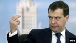 Президент Дмитрий Медведев представил проект нового Договора о европейской безопасности.