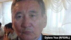 Историк Бейбит Койшибаев. Шымкент, 31 мая 2016 года.