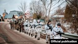E.N.O.T. Corp trening za mlade u Belorusiji, fotografija iz 2016.